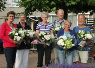 5 jaar vrijwilliger bij Cederhof!
